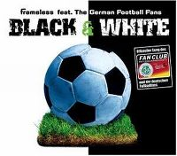 Cover Frameless feat. The German Football Fans - Black & White