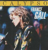 Cover France Gall - Calypso
