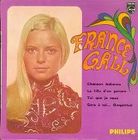 Cover France Gall - Chanson indienne