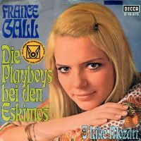 Cover France Gall - Die Playboys bei den Eskimos