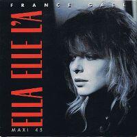 Cover France Gall - Ella elle l'a