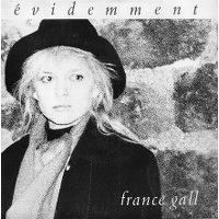 Cover France Gall - Évidemment