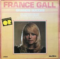Cover France Gall - Grands succès