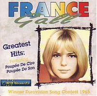 Cover France Gall - Greatest Hits