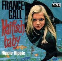 Cover France Gall - Haifischbaby