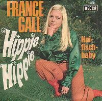 Cover France Gall - Hippie Hippie