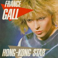 Cover France Gall - Hong-Kong Star