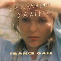Cover France Gall - La chanson d'Azima
