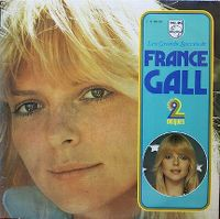 Cover France Gall - Les grands succès de France Gall