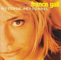 Cover France Gall - Message personnel