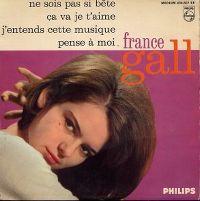 Cover France Gall - Ne sois pas si bête