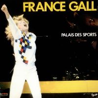 Cover France Gall - Palais des Sports