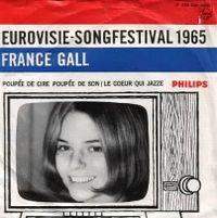 Cover France Gall - Poupée de cire, poupée de son