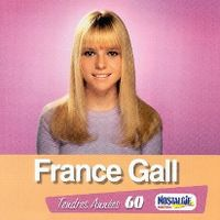 Cover France Gall - Tendres années 60
