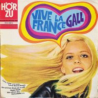 Cover France Gall - Vive la France Gall