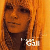 Cover France Gall - Volume 4