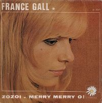 Cover France Gall - Zozoi