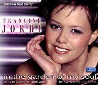 Cover Francine Jordi - Dans le jardin de mon âme