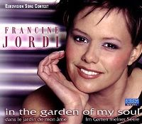 Cover Francine Jordi - In The Garden Of My Soul