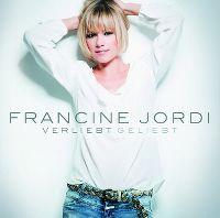 Cover Francine Jordi - Verliebt geliebt