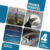 Cover Franck Pourcel - 4 albums - Édition 100e anniversaire