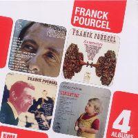 Cover Franck Pourcel - 4 albums