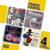 Cover Franck Pourcel - 4 albums classiques