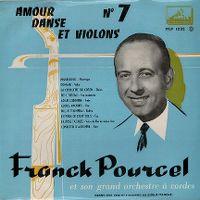 Cover Franck Pourcel - Amour danse et violons no.7