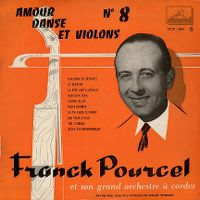 Cover Franck Pourcel - Amour danse et violons no.8