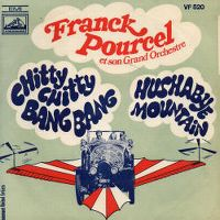 Cover Franck Pourcel - Chitty chitty bang bang
