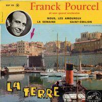 Cover Franck Pourcel - La terre