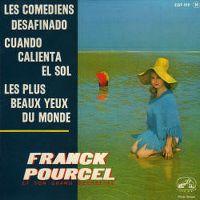 Cover Franck Pourcel - Les comédiens