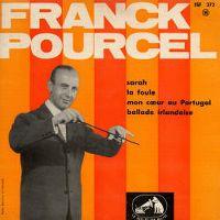 Cover Franck Pourcel - Sarah
