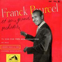 Cover Franck Pourcel - Tu n'as très bon caractère
