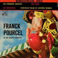 Cover Franck Pourcel - Un premier amour