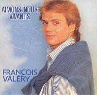 Cover François Valéry - Aimons-nous vivants