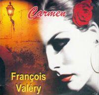Cover François Valéry - Carmen