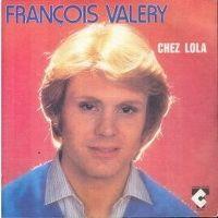 Cover François Valéry - Chez Lola