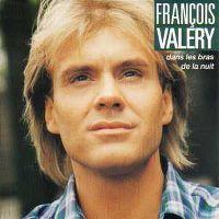 Cover François Valéry - Dans les bras de la nuit