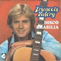 Cover François Valéry - Disco Brasilia