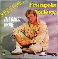 Cover François Valéry - Elle danse Marie
