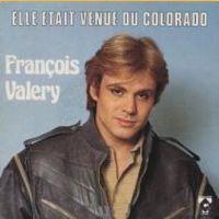 Cover François Valéry - Elle était venue du Colorado