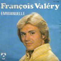 Cover François Valéry - Emmanuelle