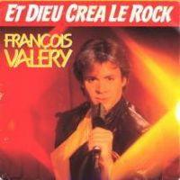 Cover François Valéry - Et Dieu créa le rock