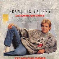Cover François Valéry - La femme qui danse