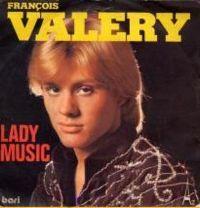 Cover François Valéry - Lady Music
