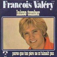 Cover François Valéry - Laisse tomber