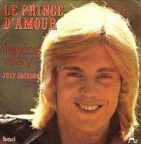 Cover François Valéry - Le prince d'amour