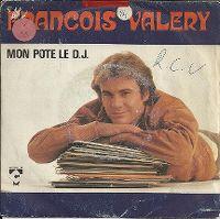 Cover François Valéry - Mon pote le DJ