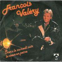 Cover François Valéry - Stars, le samedi soir